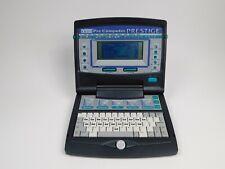 Vtech Vintage Pre-computer Prestige Talking Toy Laptop.  Used - Tested