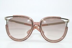 Chloe CE688S 601 ROSE OVERSIZED Sunglasses New Authentic 54