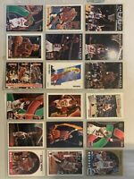 SCOTTIE PIPPEN CARD LOT (18 DIFFERENT CARDS) Some PREMIUM GREAT LOT