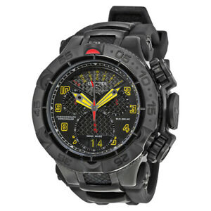 INVICTA 20220 SUBAQUA NOMA V 50MM CHRONOGRAPH CARBON FIBRE DIAL PROJECT ABDA NEW