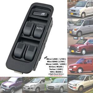 RHD Front Power Window Switch Main Control For Perodua Kelisa Kenari Mira YRV