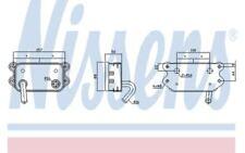 NISSENS Radiador de aceite, aceite motor VOLVO V70 S70 C70 S80 S60 XC 90580