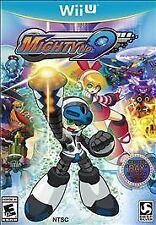 NEW Mighty No. Number 9 (Nintendo Wii U, 2016)