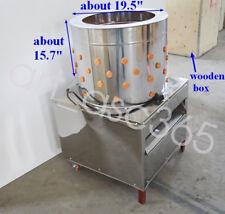 110V TD-50 Poultry Chicken Plucker De-Feather Plucking Machine