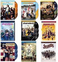 Shameless: The Complete Seasons 1-9 Series DVD 1 2 3 4 5 6 7 8 9 New Sealed