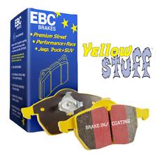Pastillas de Freno traseras EBC Yellowstuff ALFA ROMEO GT 1.9 TD 2004-2008 150 D