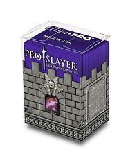 100 Bustine Protettive Ultra PRO Magic PRO SLAYER PURPLE Viola Buste Porta Mazzo
