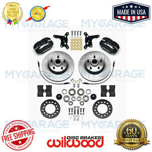 Wilwood Classic Series Dynalite Front Brake Kit for Ford & Mercury # 140-12922