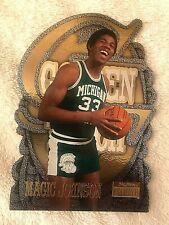 2013-14 Fleer Retro Golden Touch #11 Magic Johnson