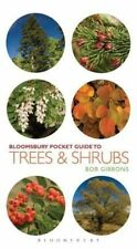 Bloomsbury Pocket Guide to Trees and Shrubs by Bob Gibbons (Paperback, 2014)