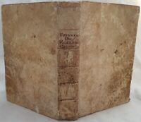 HONORE TOURNELY PRAELECTIONES THEOLOGICAE DE ECCLESIA CHRISTI 1731 ERESIA RIMINI