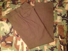 USMC Marine Corps Uniform: Service Green Trousers (34S) (31x26)