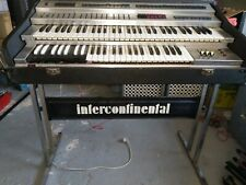 Intercontinental Viscout transportabele Orgel