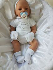Beautiful Reborn Baby Boy  - Tommy - from the Till Sculpt by Linde Scherer