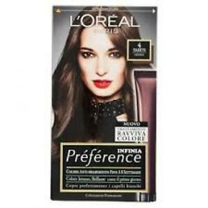 Coloration Couleur L'Oreal Preference N.4 Tahiti Brun