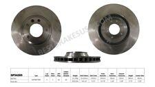 Disc Brake Rotor-Standard Brake Rotor Front Left Best Brake GP34265