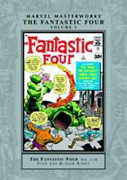 Marvel Masterworks Fantastic Four HC Hard Cover Vol 01 New Ptg