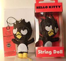 Hello Kitty Badtz Maru String Doll toy Figure Keychain Voodoo phone charm strap