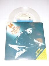 "MICHAEL SCHENKER GROUP - Armed & Ready - 1980 UK 2-track 7"" vinyl single"