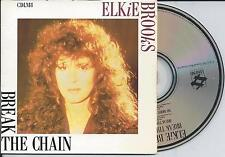 ELKIE BROOKS - break the chain CD SINGLE 4TR CARDSLEEVE UK 1987