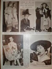 Photos My Fair Lady Eliza Drury lane Broadway Melbourne 1959