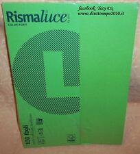 RISMA FAVINI CARTA A4  PISTACCHIO  90 gr  100 FOGLI  cod.3503