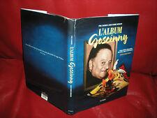 L'ALBUM GOSCINNY - EDITION ORIGINALE 2002 - ASTERIX OUMPAH PAH LUCKY LUKE