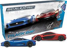 C1358 Scalextric arco AIR Track Day Slot Car Serie l'utilizzo con telefono / Tablet Nuovo Regalo