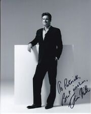 COLIN FIRTH Signed Autographed Photograph - To Patrick FULL SIGNATURE RARE