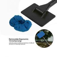 Mikrofaser Scheibenreinigung Auto Auto Scheibenwischer Glasscheibe Reiniger Y5H1