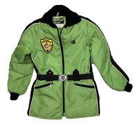 Vintage 70s Arctic Cat Snowmobile Jacket Coat  Men's Small w/ Rare Patch