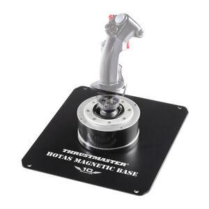 Thrustmaster Warthog Flight Stick Joystick Magnetic base 10years anniversary NEW