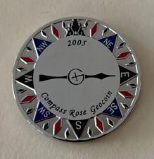 2005 Compass Rose Geocoin