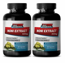 Noni Juice - 100%  NONI EXTRACT 8:1 500mg - Fat Oxidation And Metabolism 2B
