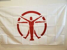 Institute Fallout Flag Banner Wall Decor 3x5ft