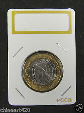 San Marino Bimetallic Coin 1000 Lire 2000 UNC,  Liberty