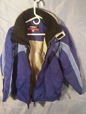 Vintage Maier Sports Winter/Ski Jacket w/ Hood sz 12 Wind Cheater/Water Blocker