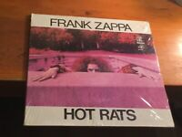 "***FRANK ZAPPA*** ""Hot Rats' 1976 RaRE Reprise Records (M-) Vinyl w/brown label"