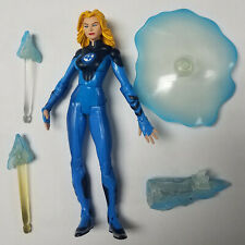 Loose ToyBiz Fantastic Four Classics Series 2 Ultimate Invisible Woman Loose