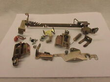 Vintage TANDBERG 10XD tape deck PARTS - Brakes assembly moving parts