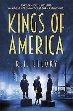 Kings of America by R. J. Ellory (Paperback, 2017)