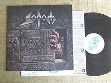 Sodom – Better Off Dead Label: Steamhammer - - LP