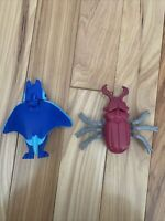 TRANSFORMERS BEAST WARS - VINTAGE 1996 McDONALD'S HAPPY MEAL TOYS - LOT OF 2