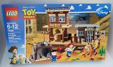New Lego Woody's Roundup Toy Story Disney 7594 JESSIE BULLSEYE STINKY PETE