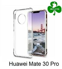 For Huawei Mate 30 Pro Case Cover Crystal Clear Gel Protective Silicone Case New