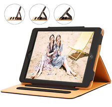 For Apple iPad 9.7 5th Gen 2017 Leather New Smart Magnetic Flip Stand Case Cover