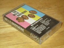 The Mills Brothers by The Mills Brothers Cassette Jul-1984 Universal CRC-20183