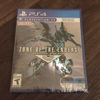 ZONE OF THE ENDERS: The 2nd RUNNER - PlayStation 4 2018
