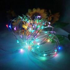 10M 100 LED Copper Wire String Fairy Light 24 Keys Remote Controller USB Charger