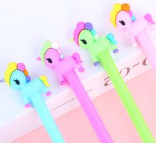More details for cute unicorn kawaii novelty fine point pen kids love stationery party loot bag
